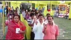 ভারতে লোকসভা নির্বাচনের তৃতীয় ধাপ অনুষ্ঠিত হয়েছে