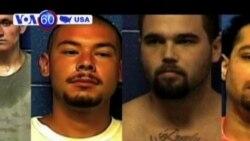 Bốn tù nhân vượt ngục qua lỗ buồng tắm
