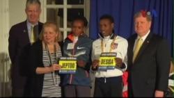 Thêm nhiều người tham gia cuộc đua Marathon Boston năm nay
