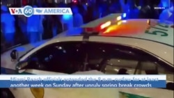 VOA60 America - Miami Beach extends curfew for at least another week