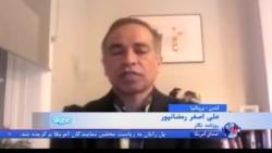 رمضانپور: هاشمی می خواهد روایت واقع بینانه اری از برنامه اتمی ارائه کند