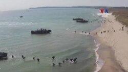 Բալթիկ ծովում հունիսի 21-ին սկսվում են խոշոր զորավարժություններ