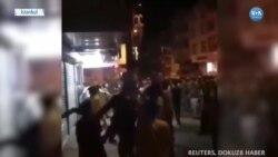 Suriyeliler'in Sahibi Olduğu Dükkanlara Saldırı