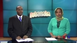 Qubanaha VOA, April 17, 2014