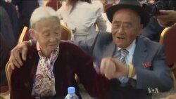 Inter-Korean Family Reunions Display Unification Ties