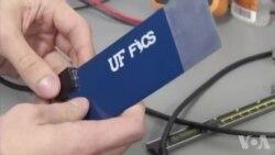 美大学生发明检测装置 防止利用提款机窃取信用卡信息