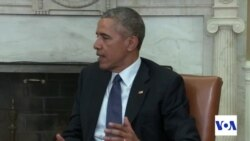 Obama: US, NATO United in IS Militant Group Fight