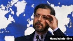 سعید خطیبزاده، سخنگوی وزارت خارجه