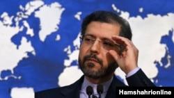 سعید خطیب زاده، سخنگوی وزارت خارجه