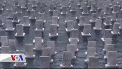 Akdeniz'e Bırakılan Mezar Taşları Mültecileri Anlattı