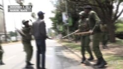 Nairobi Anti-Corruption Protest Turns Violent