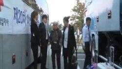 兩韓離散家庭會面