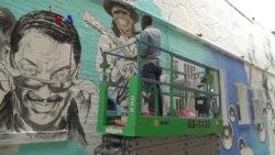 Kecil Tapi Penting (KTP): Merawat Kota denga Mural, Washington DC