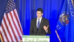 House Leader Paul Ryan on Trump's Incredible Political Feat