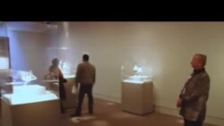 آثاری از ایران قدیم در گالری ساکلر