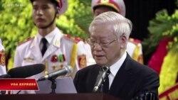 Ông Trọng sẽ làm trưởng ban lễ tang cố Chủ tịch Lê Đức Anh