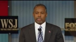 美國共和黨總統參選人卡森重組競選班子