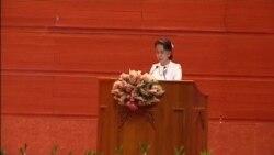 Myanmar Peace Talks