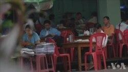 缅甸政治活动人士期盼11月的选举