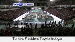 VOA60 World PM - Turkish president says Turkey can no longer be pressured by EU membership process or migrant deal