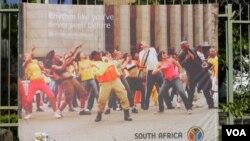 Lejos de ignorar el problema de seguridad, los sudafricanos apuestan a dar lo mejor de si y siguen invitando a no perderse la primera Copa del Mundo en África.