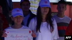 Korpusi i Paqes përmbyll në Koplik fushatën sensibilizuese mbi shëndetin