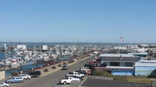 Westport is a city in Grays Harbor County, Washington, United States.  Westport is located on a peninsula on the south side of the entrance to Grays Harbor from the Pacific Ocean.