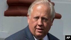 Thứ trưởng Ngoại giao Mỹ phụ trách các vấn đề chính trị Tom Shannon.