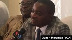 Meya Collen Maboke veMDC
