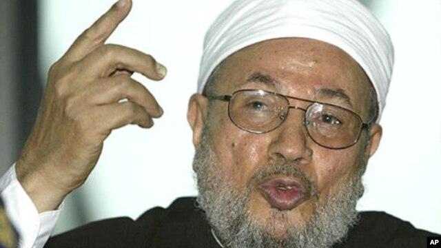 Sheik Yusuf Qaradawi menyerukan para pengikutnya untuk mendukung para pemberontak dan menggulingkan pemerintahan Assad (foto: dok).