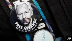 Tim pengacara pendiri WikiLeaks, Julian Assange akan mengajukan dokumen, Rabu (25/3) agar ia dibebaskan dengan jaminan, karena risiko tertular virus corona. (Foto: ilustrasi).