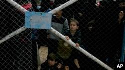 kampi al-Hol në Siri