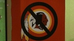 Native American Campaign Keeps Redskins Name Controversy Alive