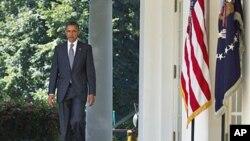 奧巴馬呼籲延長高速公路法案。