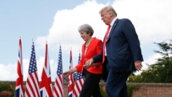 ကန္ ၿဗိတိန္ ဆက္ဆံေရးနဲ႔ Trump ခရီးစဥ္