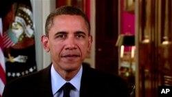 奥巴马9月4日发表每周例行讲话