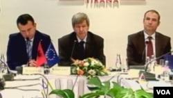 Para anggota parlemen Uni Eropa melakukan kunjungan ke Washington terkait tuduhan mata-mata oleh badan keamanan nasional AS, NSA (foto; dok).