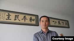 北京律师谢燕益(新公民运动网站图片)
