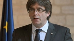 Catalonia ခြဲထြက္ေရးႀကိဳးပမ္းသူ ေခါင္းေဆာင္ ၉ ဦး စပိန္ျပစ္ဒဏ္ခ်