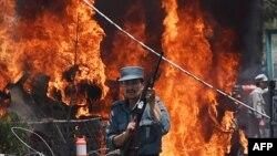 حملات اخیر در کابل ۵۶ کشته و حدود ۵۰۰ زخمی برجاگذاشت