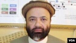 د افغانستان د اقتصاد وزیر عبدالهادي ارغندیوال