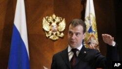 روس: وزارت داخلہ کے سات اعلیٰ عہدے دار برطرف