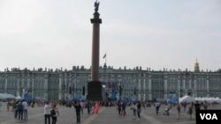 聖彼得堡冬宮。