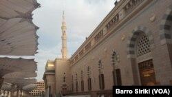 En images : le pèlerinage de milliers de musulmans à la Mecque