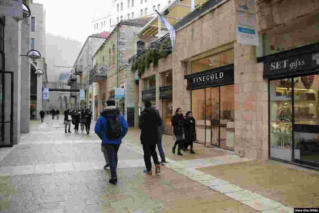 اورشلیم به روایت عکس |نمایی دیگر از محله قدیمی «مامیلا»