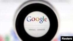 미국의 세계 최대 인터넷업체인 '구글'의 검색 서비스. (자료사진)
