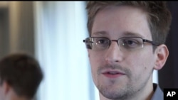 Edward Snowden (Photo AP)