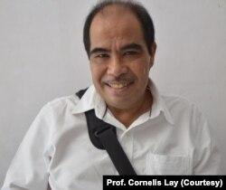 Guru Besar Ilmu Politik dan Pemerintahan Fisipol Universitas Gadjah Mada Prof Cornelis Lay. (Foto: Dokumen Pribadi)