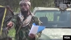 Shugaban 'yan kungiyar Boko Haram Abubakar Shekau. (File Photo)