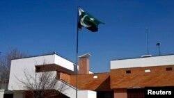 په کابل د پاکستان د سفارت ودانۍ